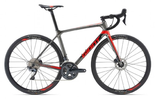 TCR Advanced 1 Disc-Pro Compact (PC hydraulic)